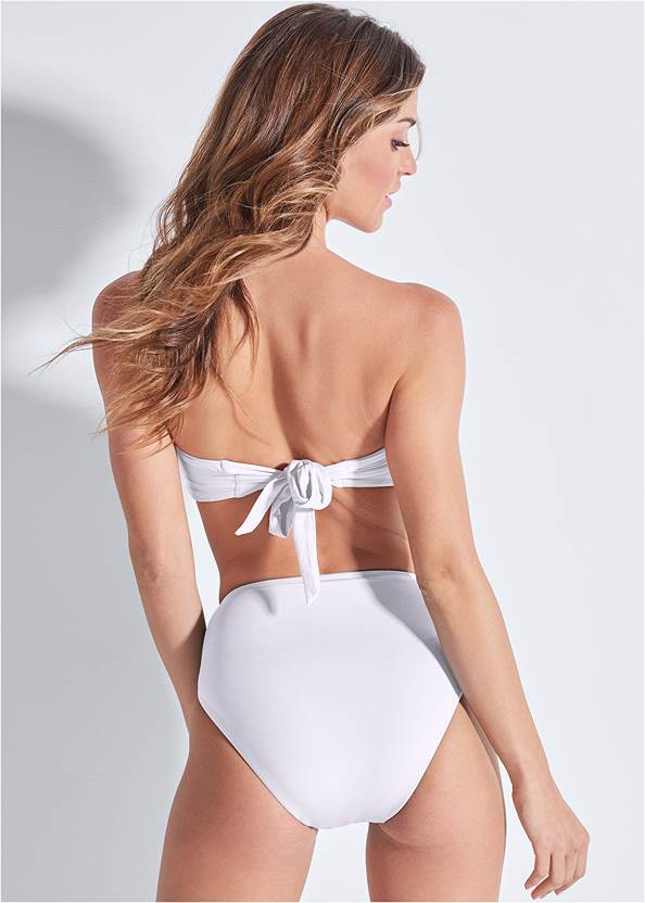 Alternate View Versatility By Venus™ Reversible Knotted Bottom