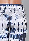 Alternate View Tie Dye Leggings