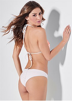 versatility by venus™ low rise ruched bottom