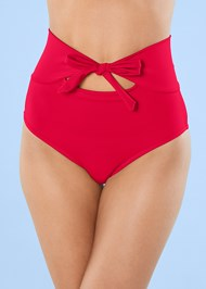 Alternate View Retro High Waist Bottom