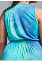 Alternate View Tie Dye Maxi Dress
