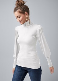 Alternate View Turtleneck Top