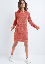 Alternate View Chenille Lounge Dress