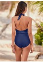 Back View Santa Cruz One-Piece