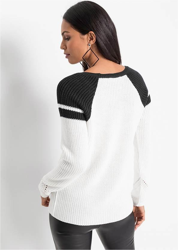 Alternate View Crew Neck Sweater