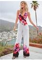 Alternate View Floral Jumpsuit