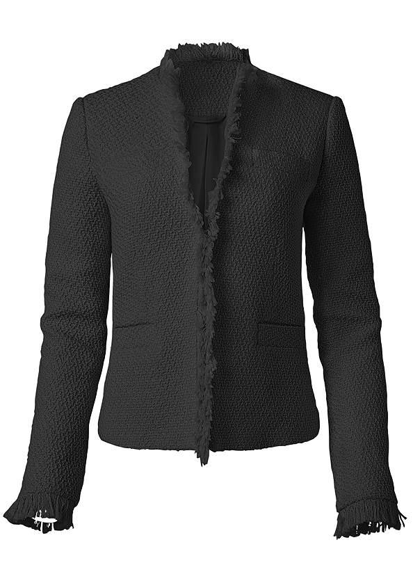 Alternate View Tweed Jacket