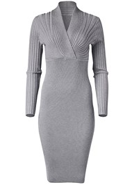 Alternate View Midi Sweater Dress