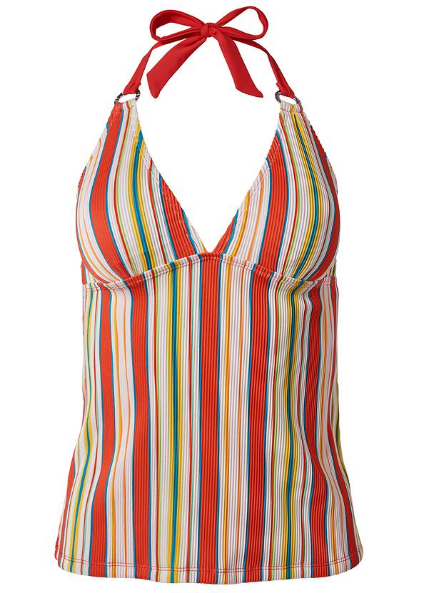 Ghost with background  view Rincon Rib Tankini