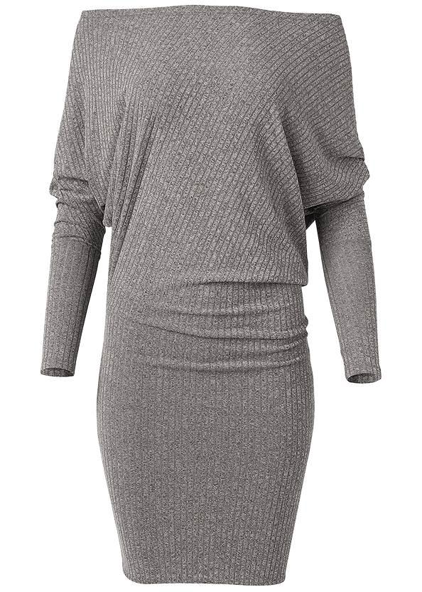 Alternate View Dolman Sleeve Lounge Dress