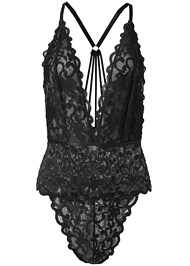 Alternate View All Over Lace Bodysuit