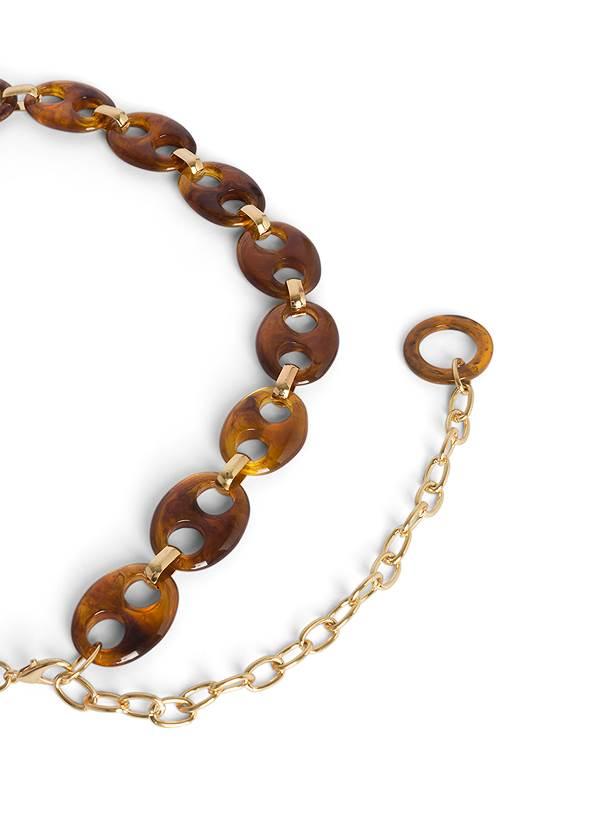 Detail  view Chain Belt