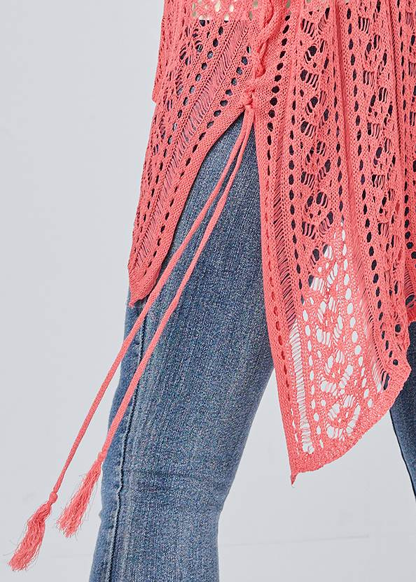 Alternate View Side Cinch Sweater