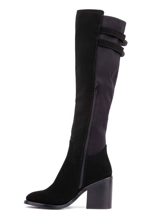 Alternate View Stretch Back Boots