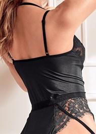 Detail back view Lace Bodysuit