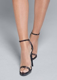 Alternate View Ankle Strap Heels