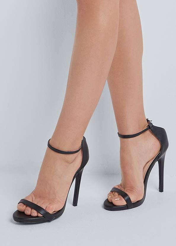 Alternate View Ankle Strap Heels