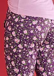 Alternate view Printed Jogger Pant Set