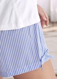 Alternate View Stripe Short Set