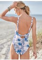 Back View Leslie One-Piece