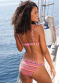 Full  view Banded Bikini Bottom