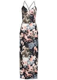 Ghost front view Floral Maxi Dress