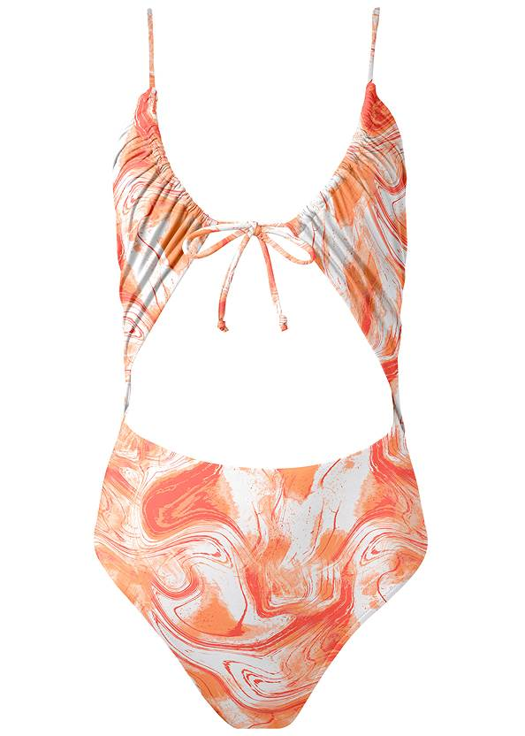 Ghost with background  view Versatility By Venus™ Layna One-Piece