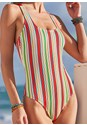 Detail front view Rincon Rib One-Piece