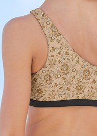 Alternate View Reversible Asymmetrical Top