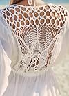 Alternate View Crochet Detail Cover-Up