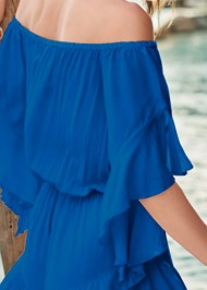 Alternate View Flirty Romper Cover-Up