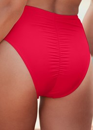 Alternate View Slimming Chic High Waist Bottom