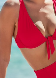 Alternate View Vacation Time Underwire Top