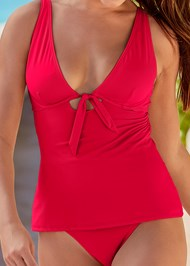 Alternate View In Love Underwire Tankini