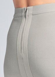 Alternate View Bandage Sequin Skirt