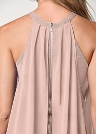 Back View Bandage Dress