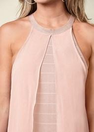 Alternate View Bandage Dress