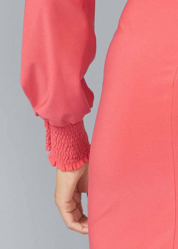 Alternate View Maxi Shirt Dress