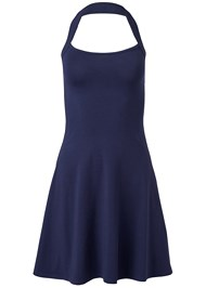 Alternate View Halter Neck Dress