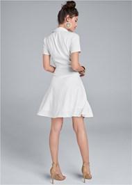Alternate View A-Line Shirt Dress