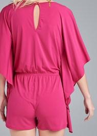 Alternate View Kimono Sleeve Romper