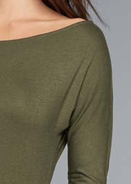Detail front view Casual Top