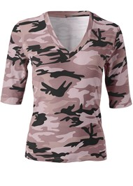Alternate View Camo Top