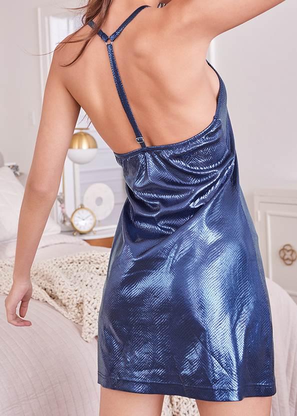Detail back view Sleek Sleep Dress