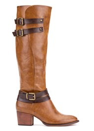 Alternate View Tall Belt Detail Boot