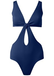 Ghost with background  view Monokini One-Piece