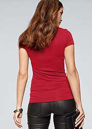 Cropped  view Mesh Detail Top
