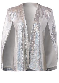 Ghost with background  view Sequin Cape