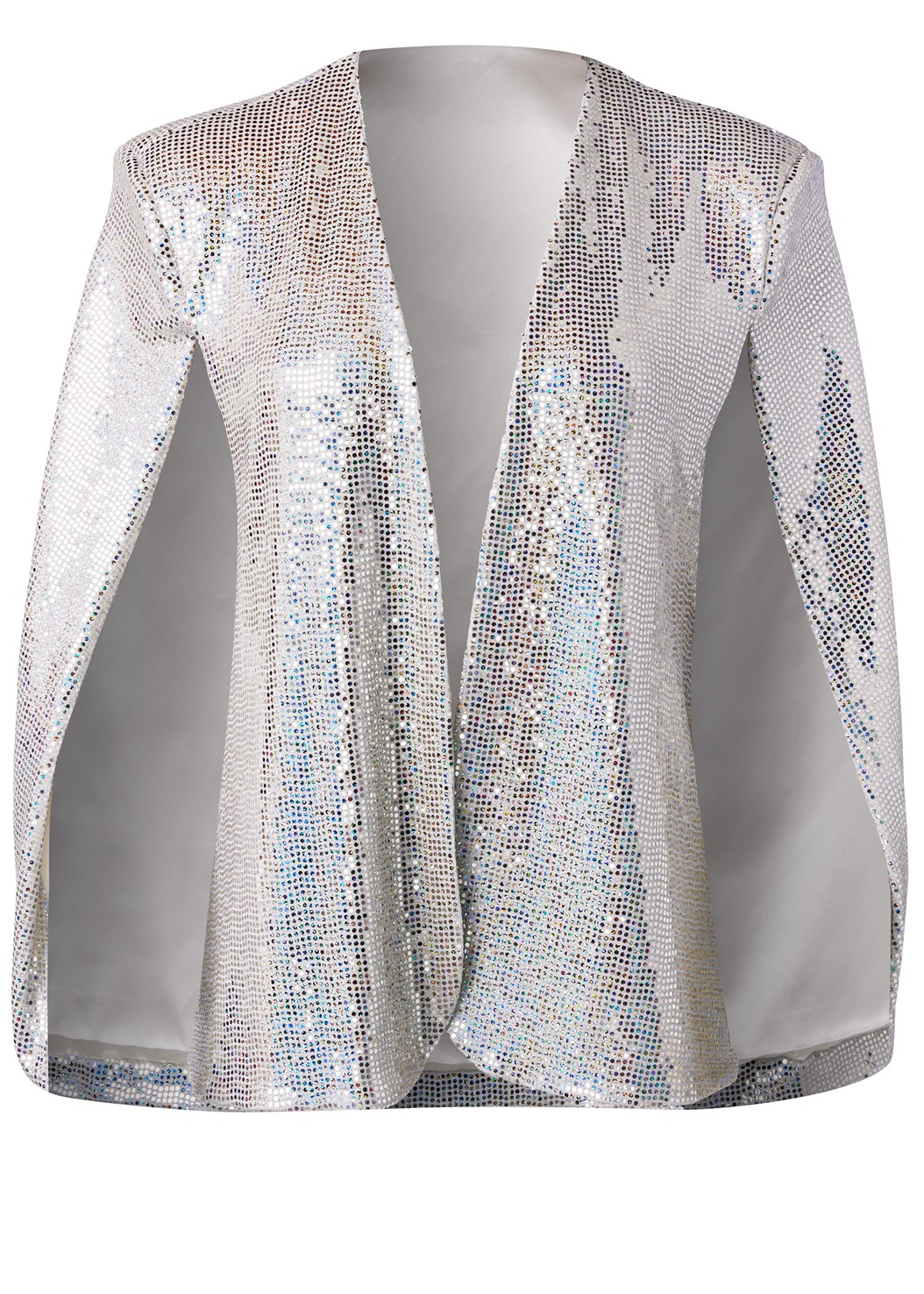 Sequin Cape,Basic Cami Two Pack,Mid Rise Color Skinny Jeans,Mid Rise Slimming Stretch Jeggings,High Heel Strappy Sandals,Hoop Detail Earrings