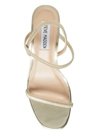 Detail upperview view Steve Madden Inessa Heel